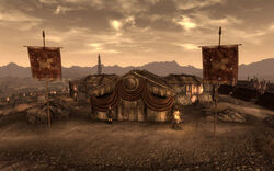 Caesars tent