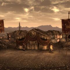 Палатка Цезаря