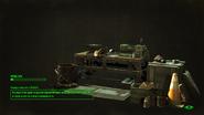 FO4 LS Armor bench