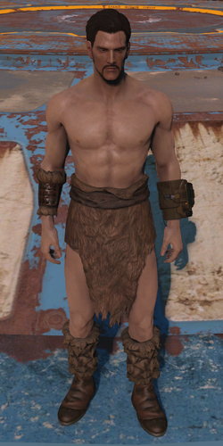 FO4 NW WildmanRags