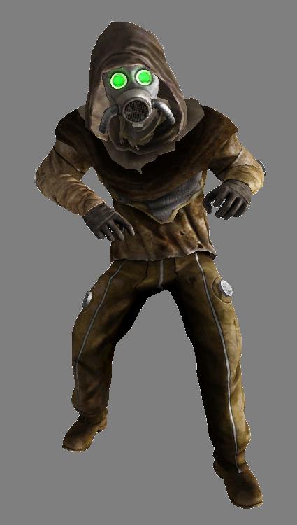 Ghost people | Fallout Wiki | FANDOM powered by Wikia