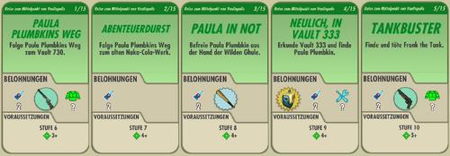 Vaultopolis Quests 01 - 05