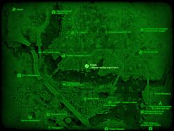 FO4 Верфь «Айриш прайд индастриз» (карта мира)