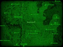 FO4 Магазин в лачуге (карта мира)