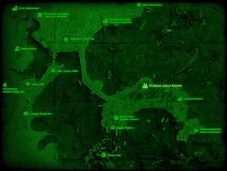 FO4 Особняк семьи Крупов (карта мира)