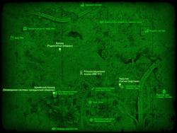 FO4 Ретрансляционная вышка 0BB-915 (карта мира)