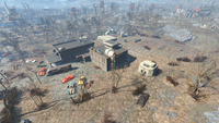 FO4 National Guard Training Grounds 02