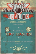 FO4 Poster Back Alley Bowling 1