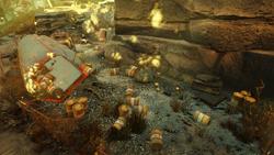 FO76 Abandoned waste dump
