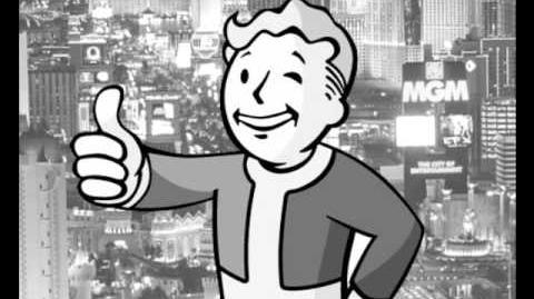 Fallout New Vegas - Hallo Mister X