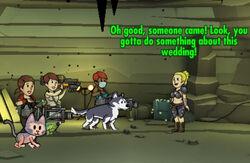 FoS Wedding Crashers