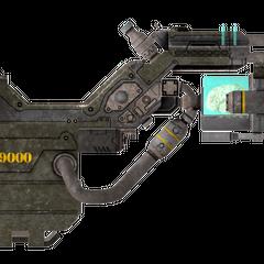 K9000 cyberdog gun