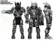 BOS Armor