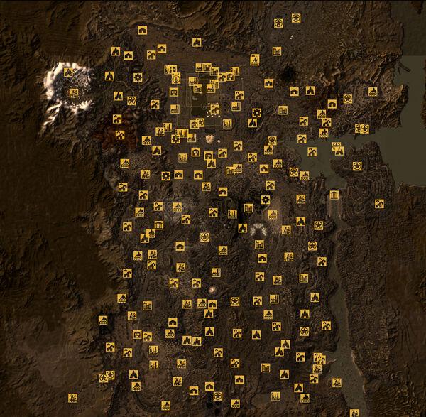 Fallout New Vegas Map Pdf