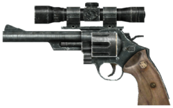 FO3 Weap44MagnumScoped