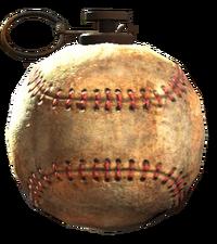 FO4 Граната из бейсбольного мяча