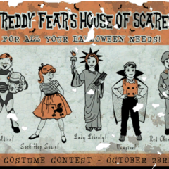 Freddy Fears House of Scares