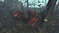 FO4 Tractor Far Harbor