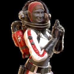 FO76 Nuka-Girl Rocketsuit (atx)