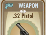 .32 pistol (Fallout Shelter)