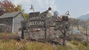 Gorge Junkyard 01