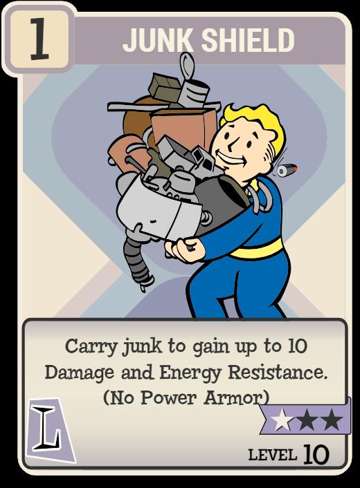 Junk Shield   Fallout Wiki   FANDOM powered by Wikia