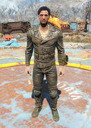 Road leathers male