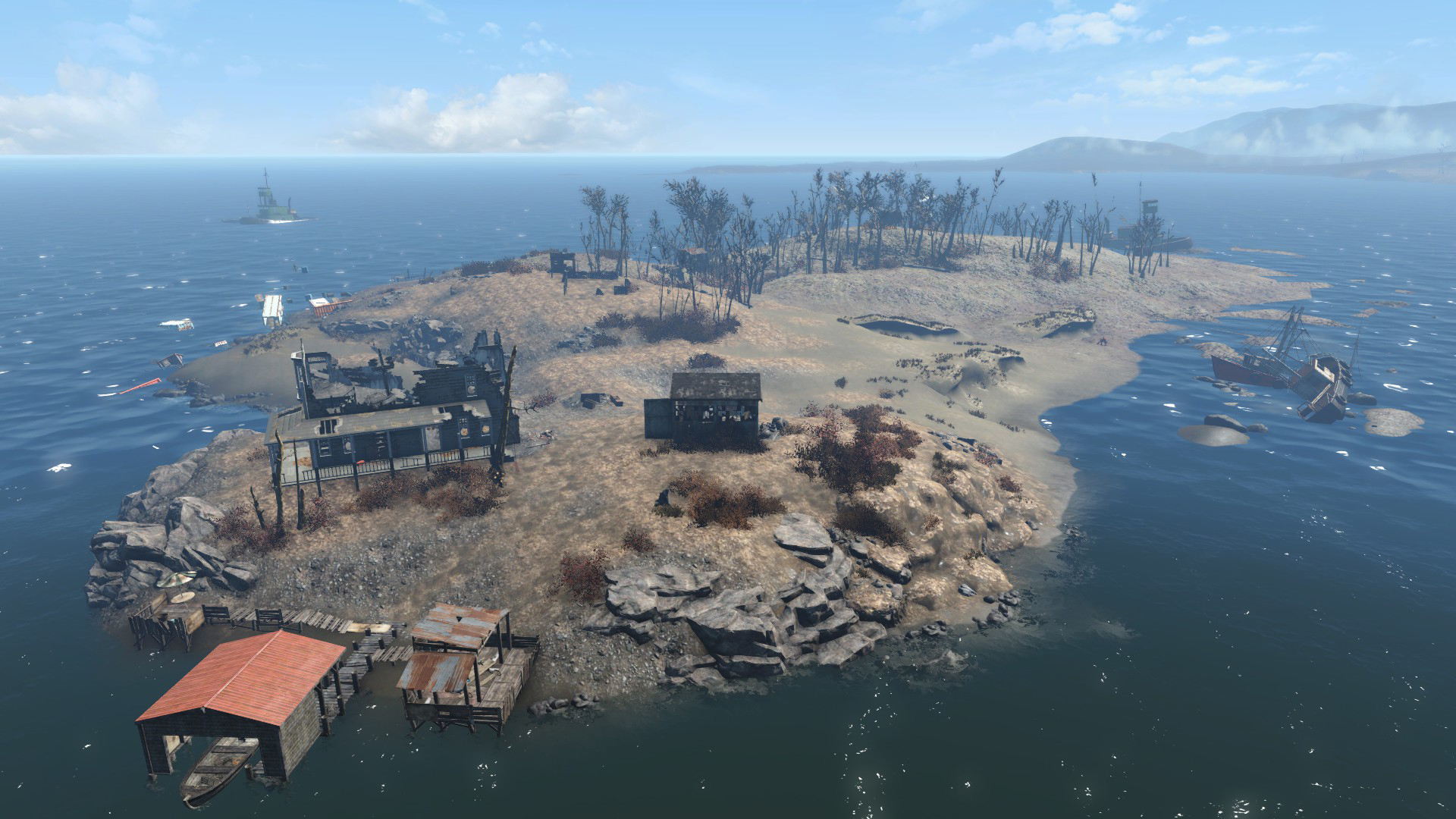 Spectacle Island | Fallout Wiki | FANDOM powered by Wikia