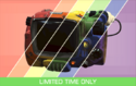 FO4 Creation Club - Rainbow PipBoy Paint Bundle