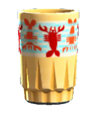 Fo4FH drinking glass