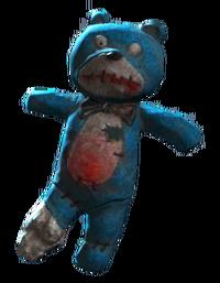 Fo4NW Souvenir teddy bear