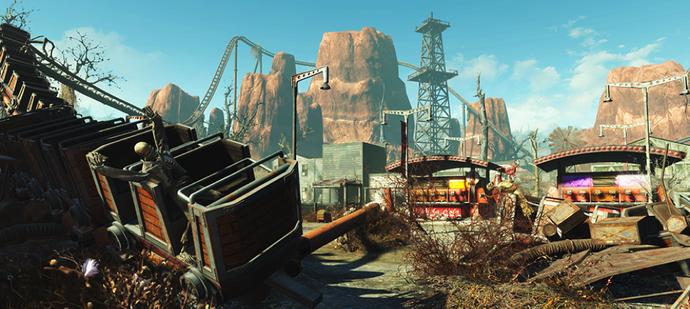 Nuka-World Screenshot 1