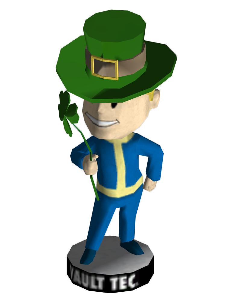 Wackelpuppe - Glück | Fallout Wiki | Fandom