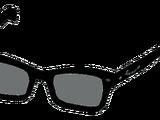 Desmond's eyeglasses