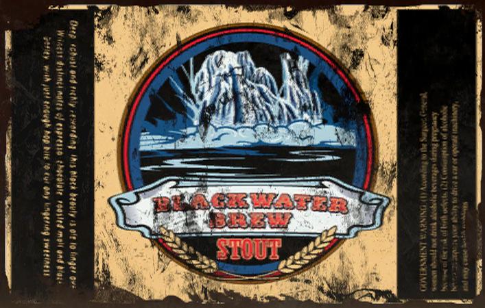 F76 Blackwater Brew Stout