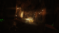 F76 Sunken Church cave end