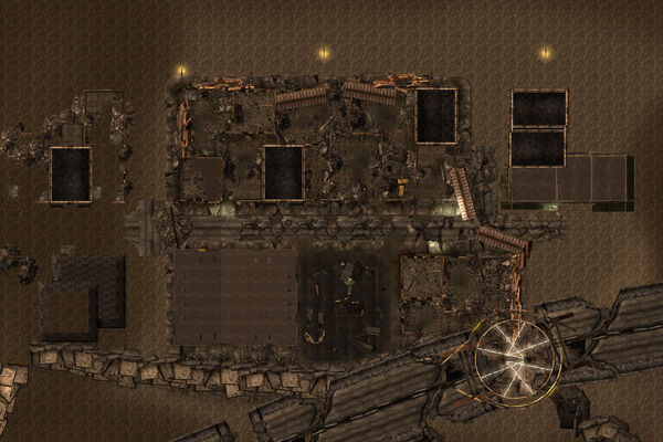 Fallout Las Vegas Map.Fallout New Vegas Map Fallout Wiki Fandom Powered By Wikia