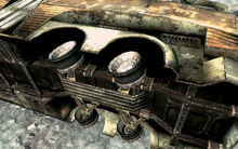 FO3 City Liner chassis 04