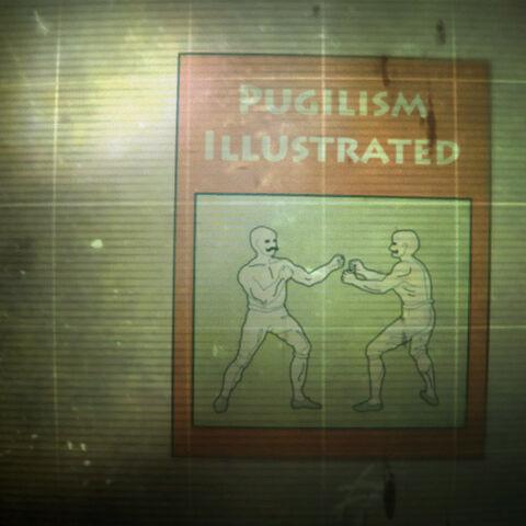 «Кулачний бій у ілюстраціях» на <a class=