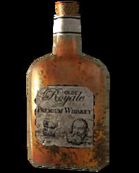 FO3 whiskey