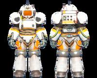 FO4CC CC-00 power armor