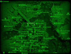 FO4 Крутые печеньки (карта мира)