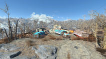 FO4 Entrepôt Wicked Shipping