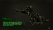 FO4 LS Damaged Assaultron