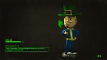 FO4 Luck Loading Screen