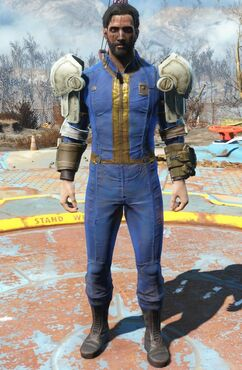 FO4 Overseer's armor