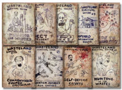 FO4 Wasteland Survival Guide Collage