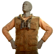 FO76 Atomic Shop - Cryptid enthusiast outfit