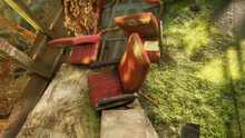 FO76 Crashed plane (Attention Nuka-Cola technician)