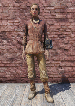 FO76 Surveyor Outfit